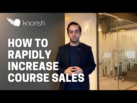 Online Course Sales Hacks with Kinner N Sacchdev, CEO of ...