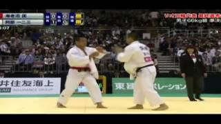 JUDO - The best match of All japan 2016 U- 66 kg