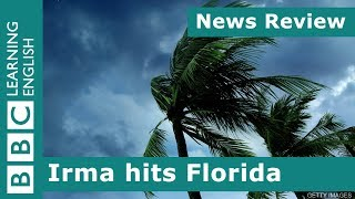 News Review: Irma Hits Florida
