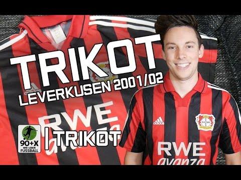Bayer Leverkusen Home-Trikot | Saison 2001/02 |Trikot-Review Folge 2