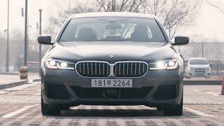 [moon] BMW 523d M 스포츠 패키지 리뷰