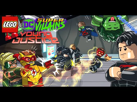 YOUNG JUSTICE DLC | Lego DC Super Villains