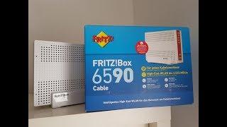 AVM Fritzbox 6590 Review nach 2 Wochen: Lohnt sich das Upgrade?