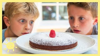 BOYS BAKE | Foolproof Chocolate Cake