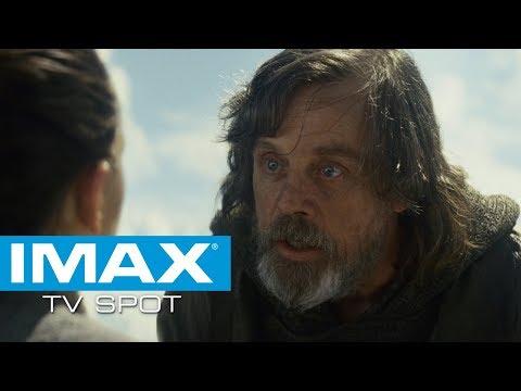 Star Wars: The Last Jedi IMAX TV Spot