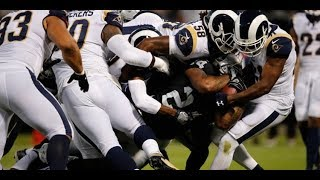"""NFL """"Pushing the Pile"""" Moments"""