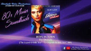"""Boys In Town - The Divinyls (""""The Legend Of Billie Jean"""", 1985)"""