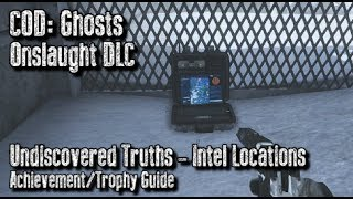COD: Ghosts - All Nightfall Intel Locations - Undiscovered Truths Achievement/Trophy Guide