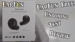Gute In-Ear Kopfhörer unter 50€ EarFun Free/Unboxing   Test   Review   HD+   Deutsch