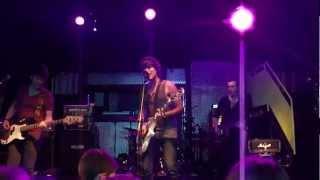 The Anthem - Aeroplane LIVE @ Vidia Rock Club [12.01.2013]