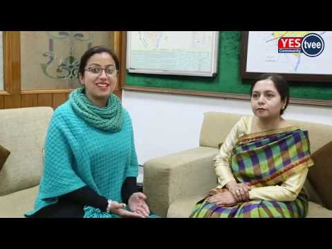 Aamna Tasneem Dc Yamunanagar Interview By Urmeet Kaur