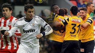 Liga Champions, Pesta Gol Manchester City dan Real Madrid
