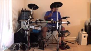 Because the Night - 10,000 Maniacs (Drum Cover)