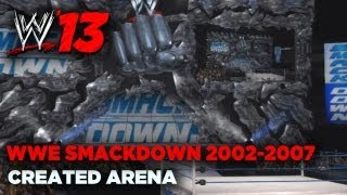 wwe-13-sdh-creations-wwe-smackdown-2002-2007-arena
