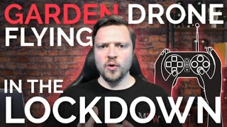 STOP Flying drones in YOUR GARDENS!!! ⚠️(Unless you can stick to the DRONE LAWS) | Mr MPW