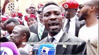 Celebrity Mass: Bobi Wine Bamummye Omuzindaalo N'atolotooma