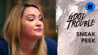 Sneak Peek 3 | Season 2 episode 15 | Davia Thinks It's Time To Move On (VO)