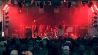 CHURCH OF MISERY Live At Hellfest 2011