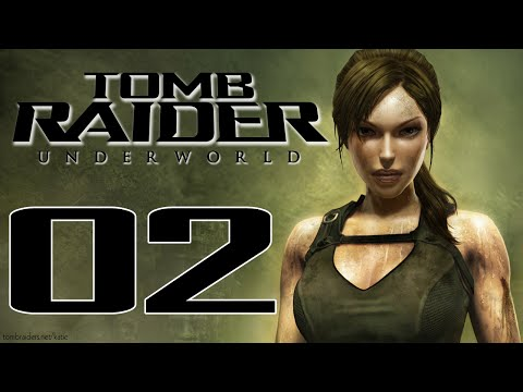 tomb raider underworld playstation 2 walkthrough and game guide