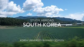 preview picture of video 'Study Abroad: Korea University Business School, Seoul'