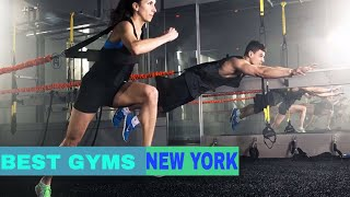 NEW YORK   BEST GYM, FOR FITNESS
