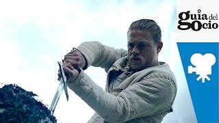 Rey Arturo La Leyenda De La Espada  King Arthur Legend Of The Sword   Trailer Español