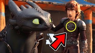 DreamWorks is Hiding This in How To Train Your Dragon 3