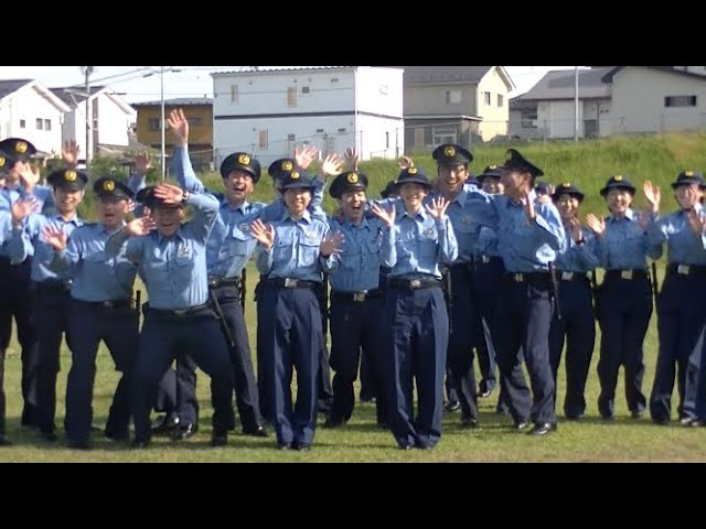 秋田県警察ドキュメンタリー「密着!新米女性警察官たちの1日」フル