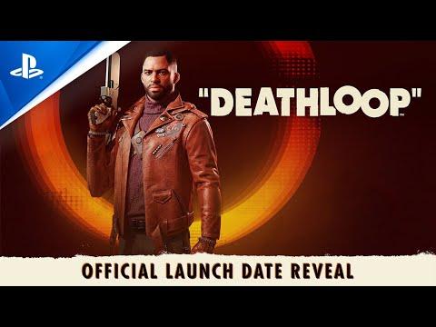 Release Date + Preorder Announce Trailer de Deathloop