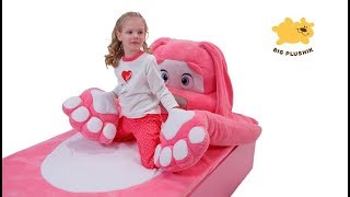 Видео: кровать для малышей с бортиком