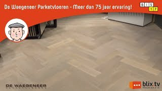 De Waegeneer parketvloeren - Meer dan 75 jaar ervaring!