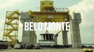 Turbinas para Belo Monte