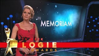 2018 In Memoriam  | TV Week Logie Awards 2018