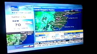 Weatherscan May 16th 2014