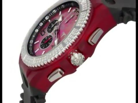 Diamond watch deals - TechnoMarine 108030 108031 108033