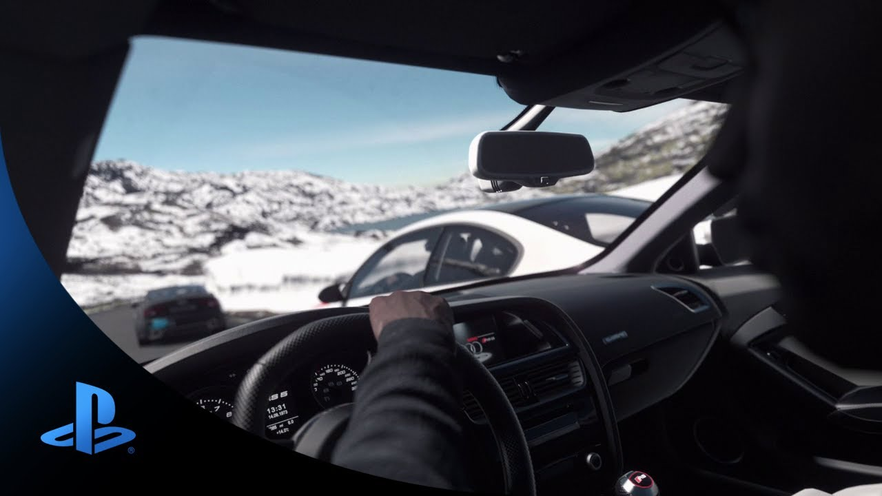 Conversation with Creators: DriveClub on PS4
