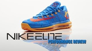 Nike KD VI Elite Performance Review