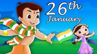 Chhota Bheem - Dholakpur Maha Mukabla | Republic Day Special Video