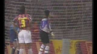 Malaysia Cup 1993 Semi Final Sarawak vs Singapore 1st leg