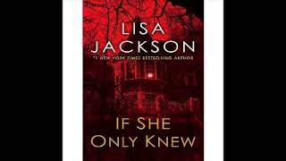 If She Only Knew (San Francisco #1) By Lisa Jackson Audiobook Full 1/2