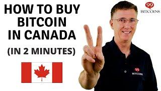 Wie kaufe ich Bitcoin mit Coinbase in Kanada?