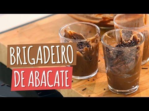 Imagem ilustrativa do vídeo: BRIGADEIRO DE ABACATE | Receita Caseira e Saudável