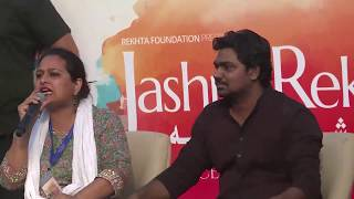 MY NAME IS ZAKIR KHAN - Zakir Khan, Stand up Comedian, at Jashne Rekhta(Best Part is the End)