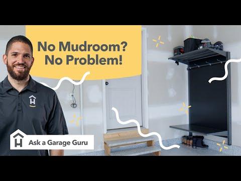 Hello Garage Drop Zone