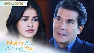 Emilio offers Camille money to break up with Andrei   Marry Me, Marry You