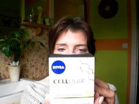 Ich bin dabei: NIVEA Cellular Anti-Age Schutz Tagespflege LSF30 * Botschafter-Aktion