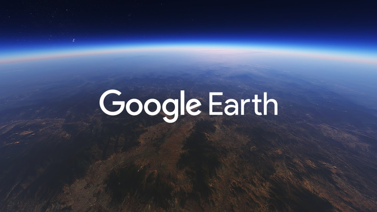 Explore the new Google Earth