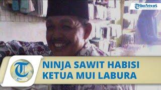 'Ninja Sawit' Habisi Ketua MUI Labura, Pelaku Tak Terima Dinasihati saat Ketahuan Curi Sawit Korban