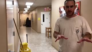 How to mop a floor the right way. Mopping TIPS! extended instructions