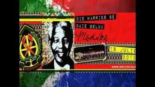 preview picture of video 'Die Warries sing vir Madiba'
